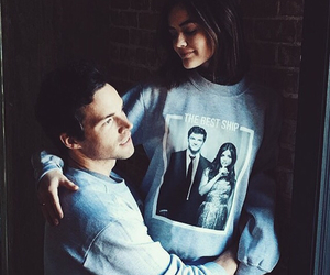 couple, pretty little liars, and pll image