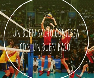 passion, sport, and volley image