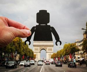 lego, paris, and city image