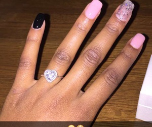 beauty, Relationship, and nails image
