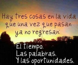 frases, palabras, and tiempo image