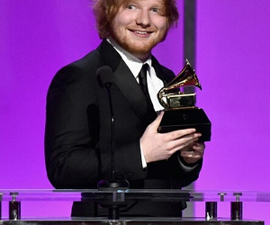 ed sheeran, grammy, and music image