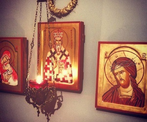 Christianity, icons, and jesus image
