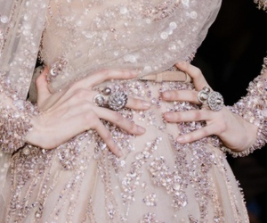 Couture, pink, and courure image