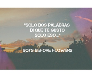 boys before flowers, frase, and Korean Drama image