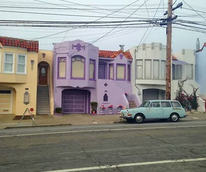 car, house, and indie image