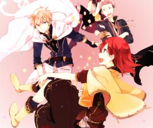 akagami no shirayukihime, anime, and shirayuki image