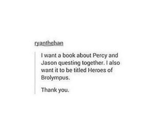hoo, pjo, and percyjackson image