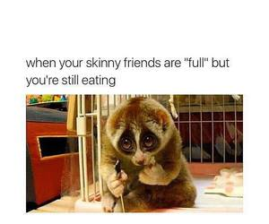 food, funny, and eat image