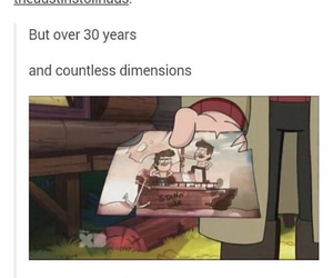 feels, dipper, and ford image