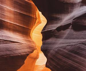 Antelope Canyon, nature, and cool!! image