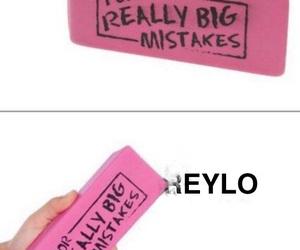 eraser, fandom, and funny image