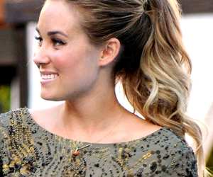lauren conrad, hair, and style image