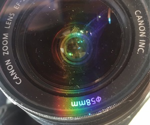 black, camera, and colors image