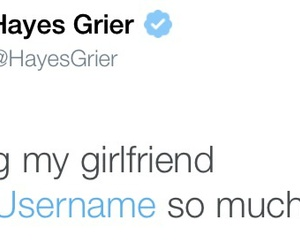 imagines, hayes grier, and hayes grier imagines image