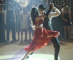 selena gomez, dance, and tango image