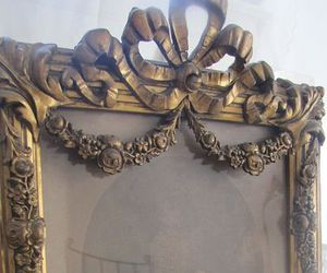 paris, french antiques, and french mirror image