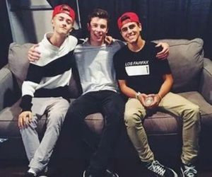shawn mendes, jack johnson, and jack gilinsky image