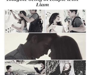 couple, imagine, and teen wolf image