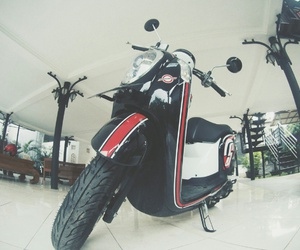 matic and motorcycle image