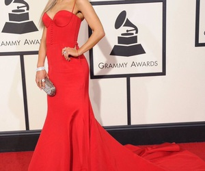 ariana grande, grammys, and arianagrande image