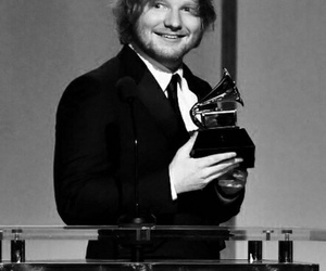 ed sheeran, grammy, and music image