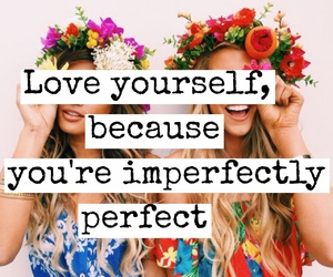 girls, quotes, and perfect image