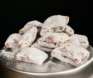 beignet and yeast image