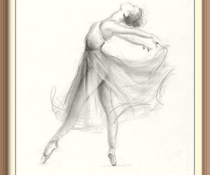 dance and drawing image