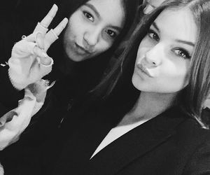 model, victoria secret, and barbara palvin image