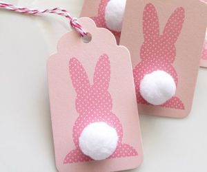 bunny, cake, and crafts image