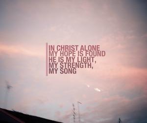 jesus, Christ, and hope image