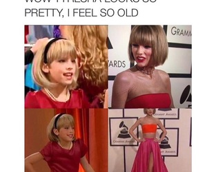 funny, Taylor Swift, and grammys image