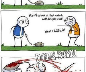funny, rock, and lol image