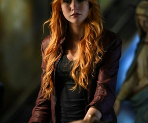 shadowhunters, katherine mcnamara, and clary fray image