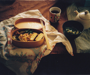 food and vintage image