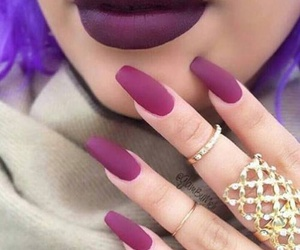cosmetics, fashionable, and goals image