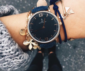 watch, accessories, and style image
