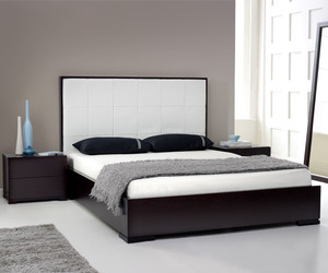 bed, design, and simple image