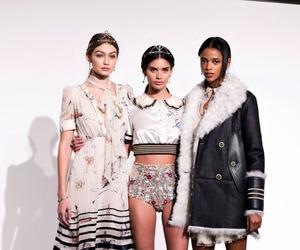 fashion, model, and gigi hadid image