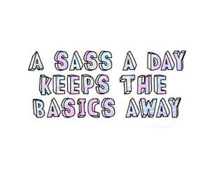 sass, quotes, and sassy image