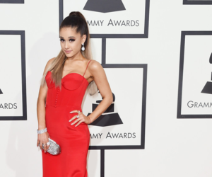 ariana grande, arianagrande, and grammys image