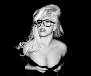 awesome, boobs, and Lady gaga image