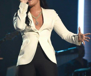 demi, lovato, and performance image