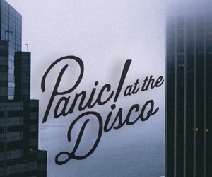 P!ATD and panic! at the disco image