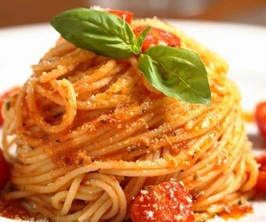 pasta and spaghetti image