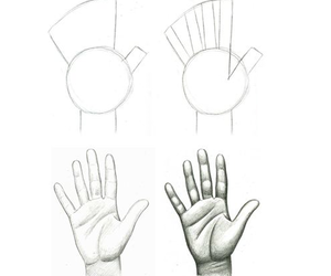 creative, diy, and hand image