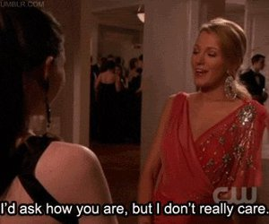 gossip girl, serena, and quotes image