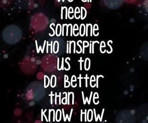quote, inspire, and inspiration image