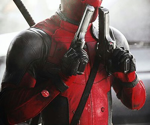 deadpool, Marvel, and movie image